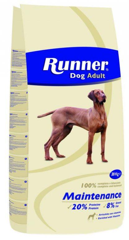 Runner Dog Adult Maintenance 18kg