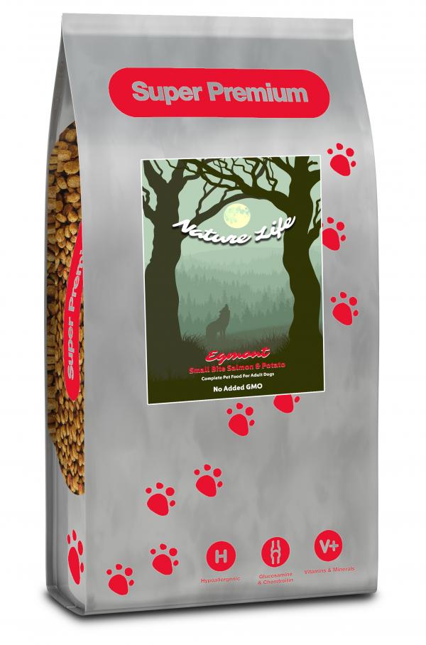 Nature Life Super Premium Egmont small breed 2x12kg