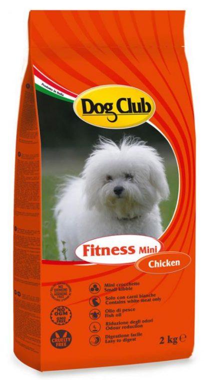 Dog Club Premium Fitness Mini 2kg