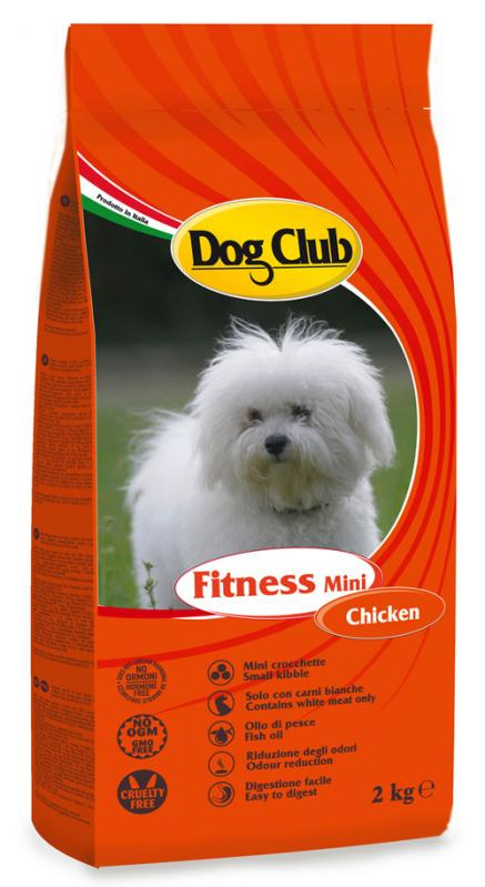 Dog Club Premium Fitness Mini 2kg