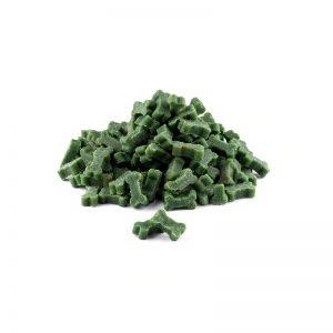 MACED Ciastka dla psa - mięsne kostki z chlorofilem 300g