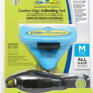 ORYGINALNY FURminator M z FURflex SYSTEM do każdego rodzaju i długości włosa