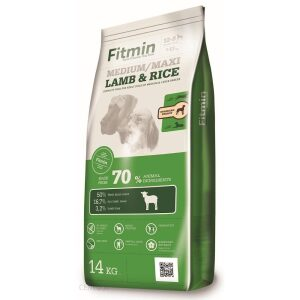 Fitmin DOG MEDIUM MAXI JAGNIĘCINA - 14kg
