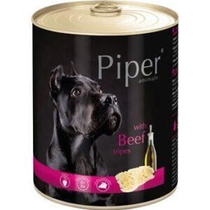 Mokra karma dla psa Piper Animals z żołądkami wołowymi 800g